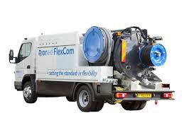 Pojazdy ssąco-płuczące  RIONED do ciśnieniowego czyszczenia kanalizacji