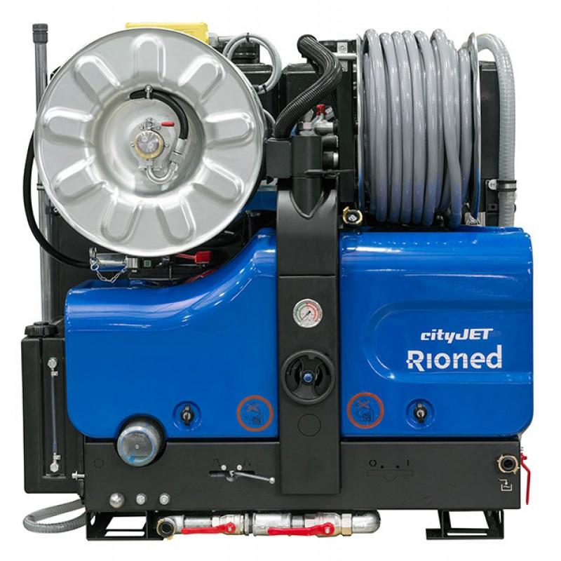 Urządzenia ciśnieniowe RIONED / Przyczepy do udrażniania RIONED